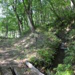 杉の沢の沢