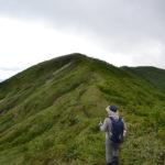 大倉山へ縦走